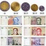 Argentine Pesos: Exchange Rate